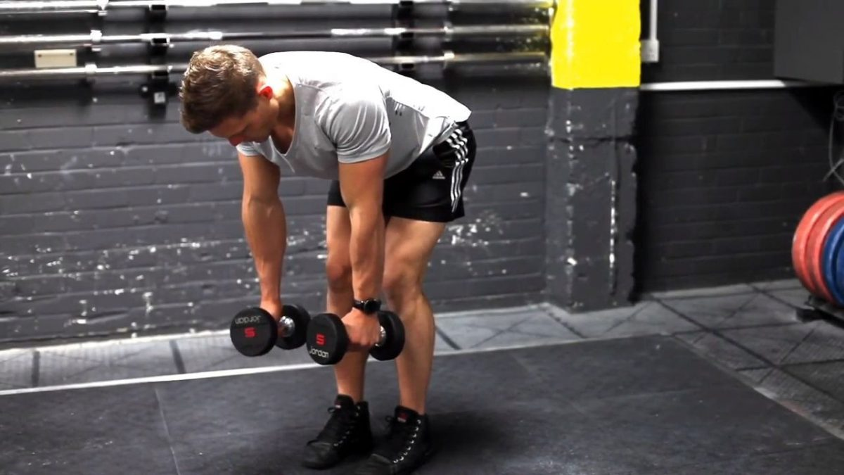 Alternating Bent Over Rows Neutral Grip