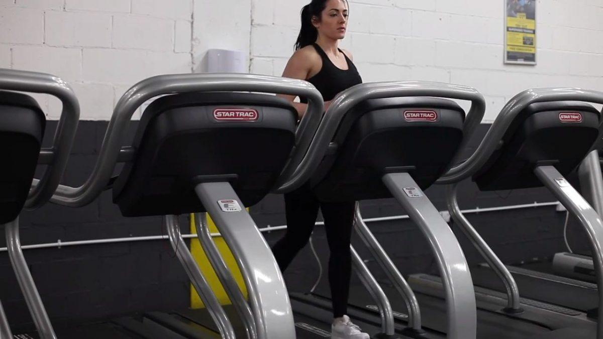 Jogging – Treadmill