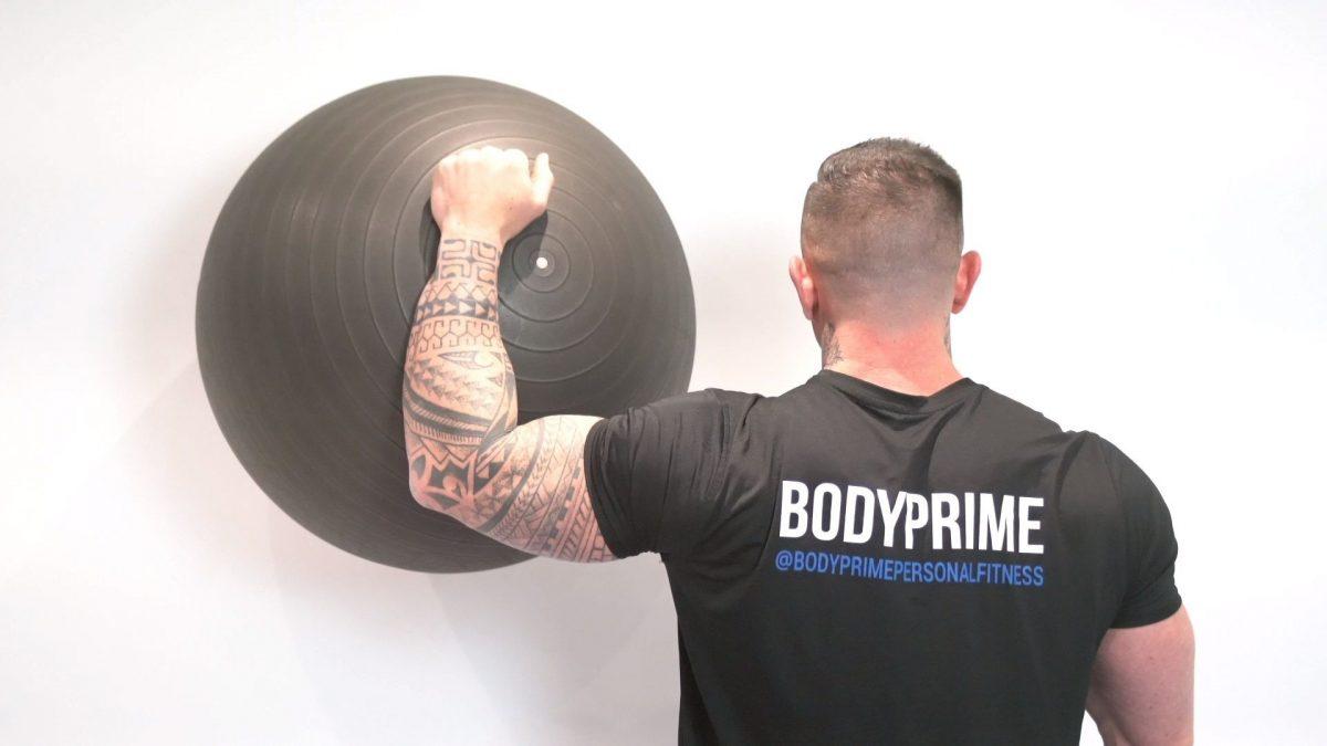 Shoulder & Chest Stretch