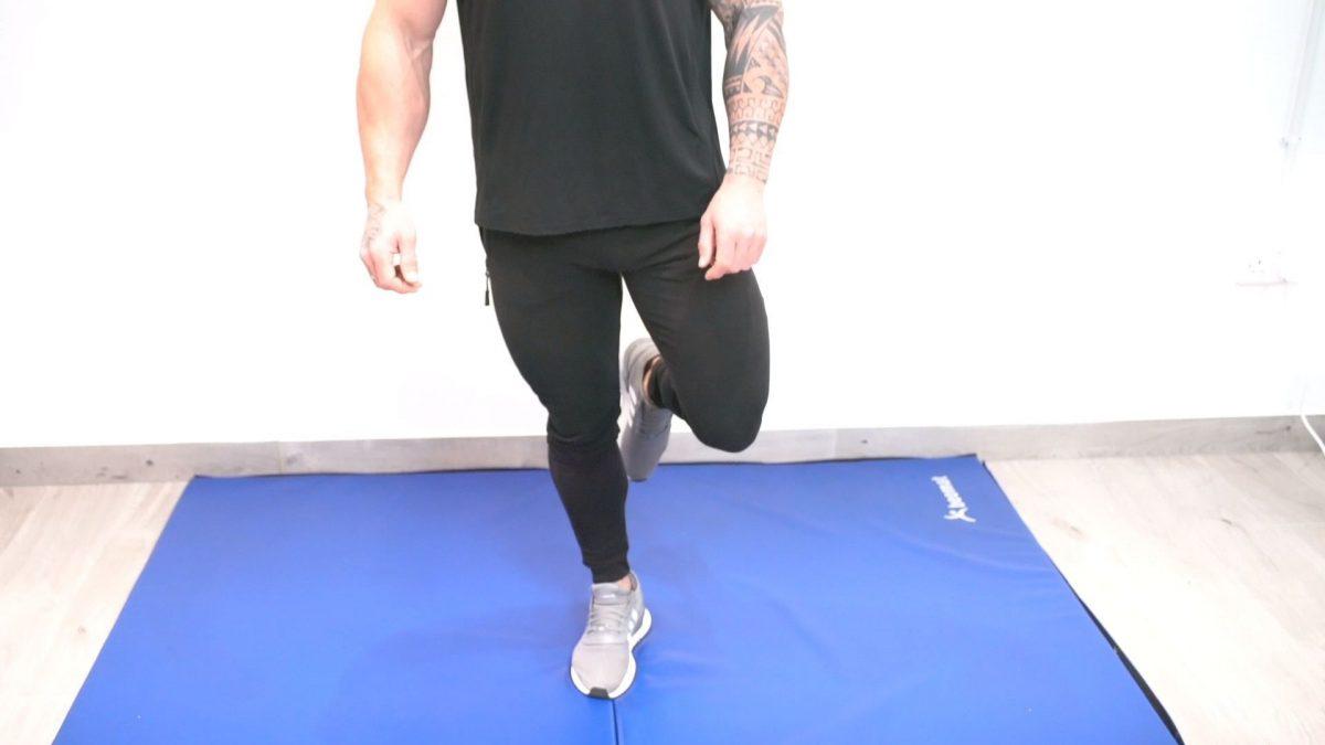 Single Leg Stand
