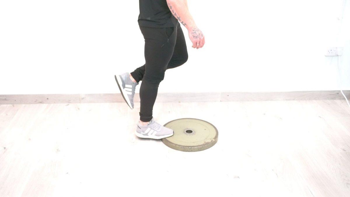 Step Calf Raises