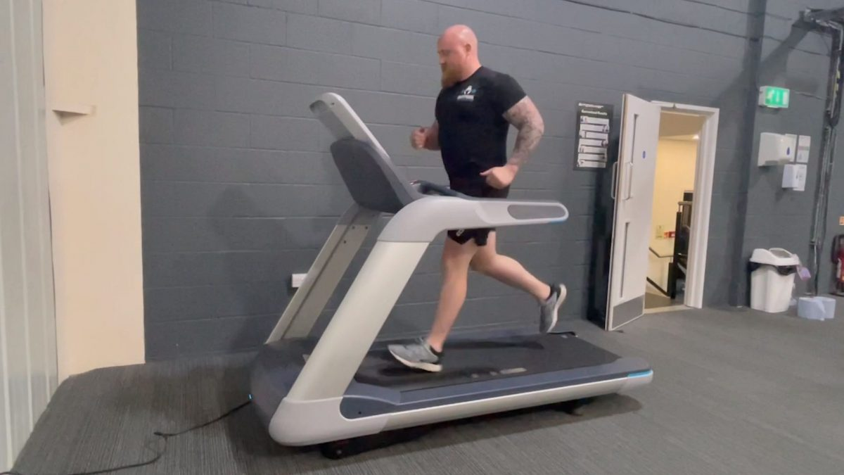 Treadmill – Fast Jogging
