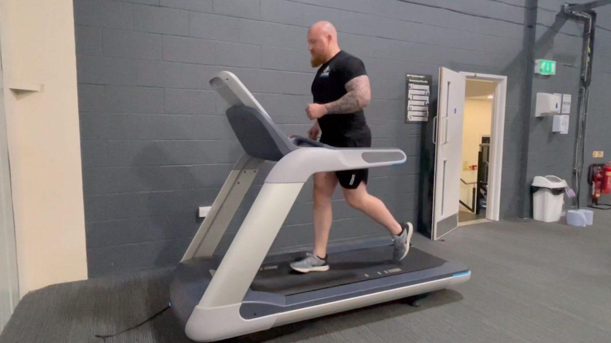 Treadmill – Jogging