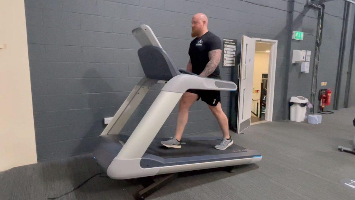 Treadmill – Walking Incline