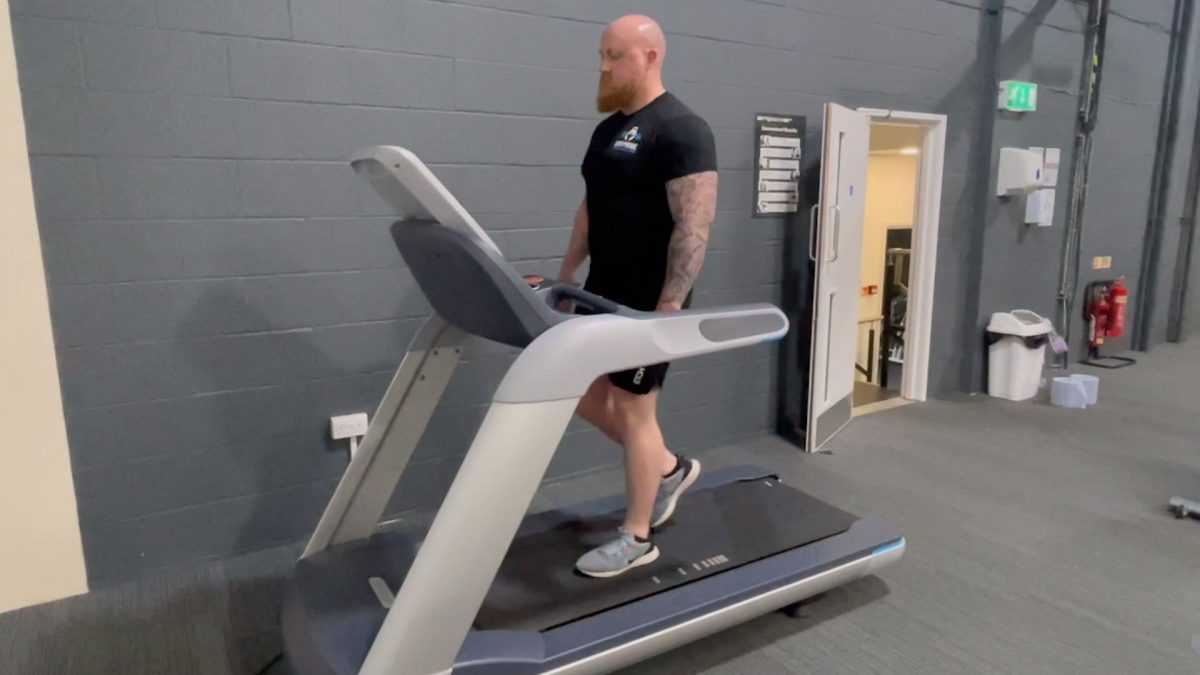 Treadmill – Walking